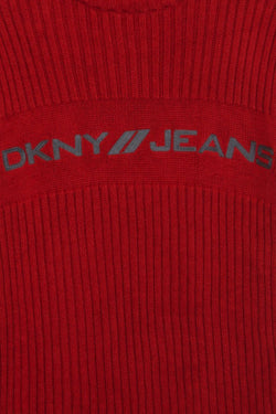 DKNY Jumper Vintage Red DKNY Jumper