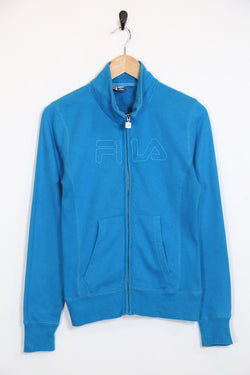 Fila Sweatshirt Vintage Fila Zipped Jacket