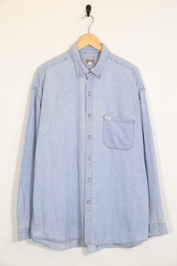Guess Shirt Vintage Guess Denim Shirt