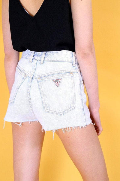 Guess Shorts 10 / Black Guess Denim Shorts