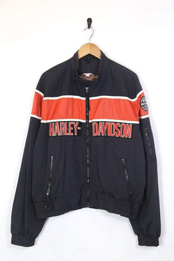Harley Davidson Jacket Men's Harley Davidson Rider Jacket - Black XL