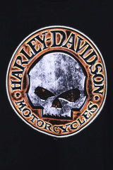 Harley Davidson T-Shirt Medium / Black Harley Davidson T-Shirt