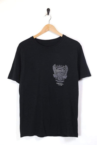 Men's Harley Davidson T-Shirt - Black S