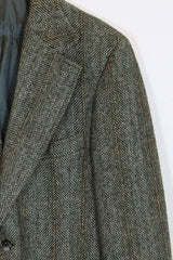 Harris Tweed Blazer Vintage Harris Tweed Blazer