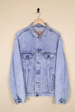 Levis Jacket Large / Blue Vintage Levi's Mid Stonewash Denim Jacket