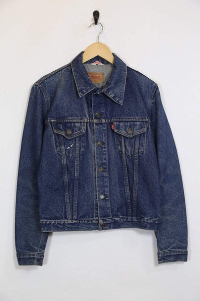 Levis Jacket M / Blue / Cotton Women's Levi's Denim Jacket - Blue M