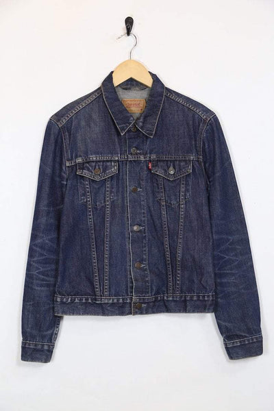 Levis Jacket M / blue / Cotton Womens Levi's Denim Jacket - Blue XS