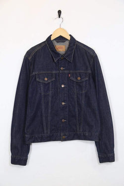 Levis Jacket S / denim / cotton Womens Levi's Denim Jacket - Blue S