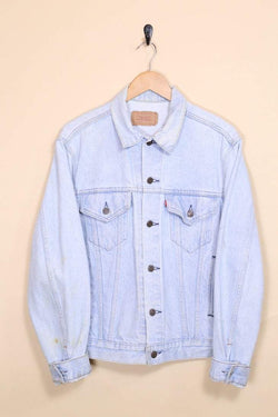 Levis Jacket Stonewash Levi's Denim Jacket