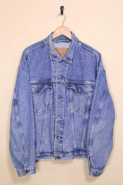 Levis Jacket Vintage Levi's Denim Jacket