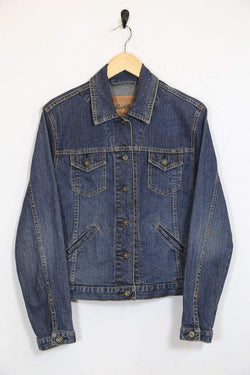Women's Levi's Denim Jacket - Blue S