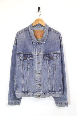 Men's Levi's Denim Jacket - Blue XL