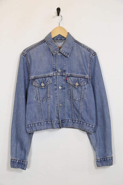 Levis Jacket XS / Blue / Cotton Women's Levi's Denim Jacket - Blue XS