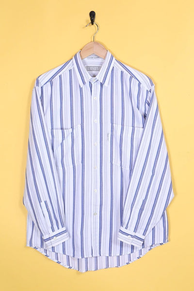 Levis Shirt Vintage Levi's Striped Shirt