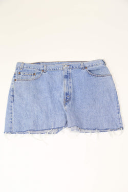 Levis Shorts Vintage Levi's Frayed Denim Shorts