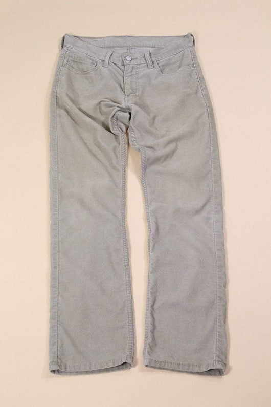Levis Trousers Vintage Levi's Straight Leg Cords