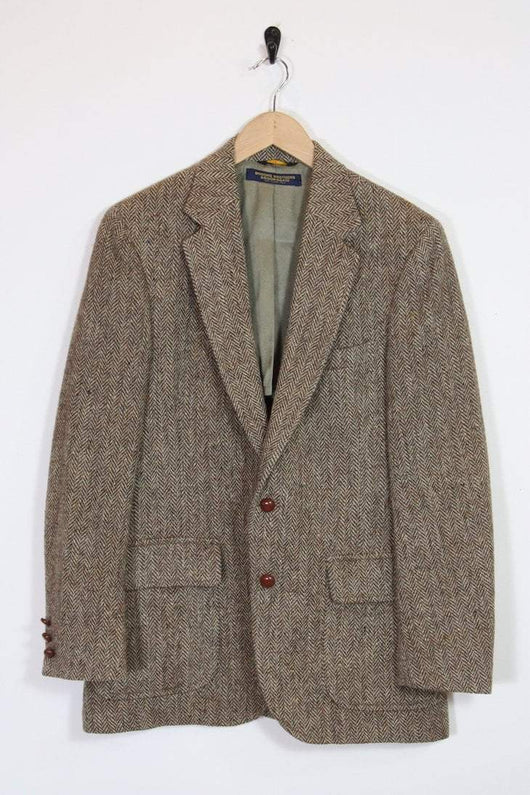 Loot Vintage Blazer Harris Tweed Blazer