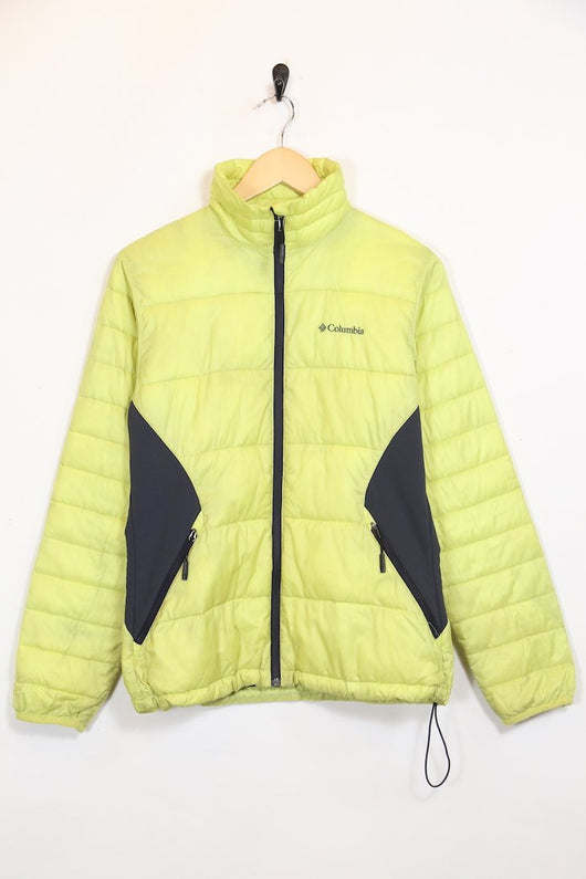 Women's Columbia Coat - Green S