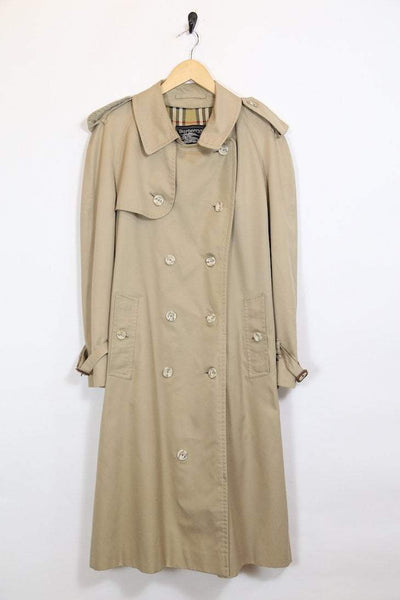 Men's Burberry Trench Coat - Cream L