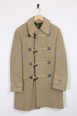 Loot Vintage Coat Retro Duffle Coat