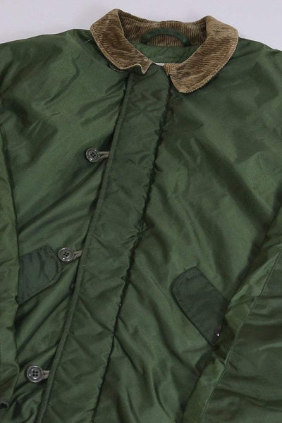 Loot Vintage Coat US Navy A1 Extreme Weather Deck Jacket