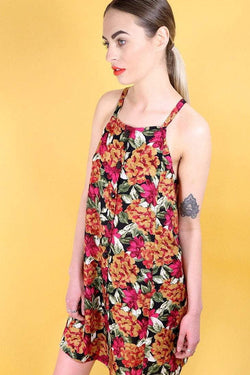 Loot Vintage Dress Vintage Reworked 90's Slip Dress