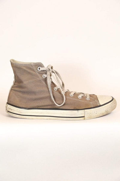 Vintage Converse All Stars - Grey 10