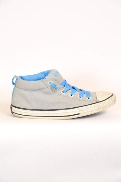 Vintage Converse All Stars - Grey 5.5