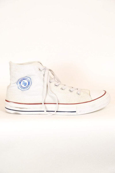 Vintage High Tops - White 6