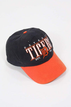 Loot Vintage Hat one-size / black Vintage Detroit Tigers Baseball Cap