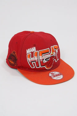 Loot Vintage Hat one size / red Miami Heat Cap