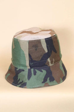 Loot Vintage Hat Vintage Reworked Camo Bucket Hat