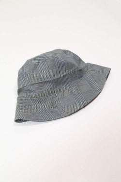 Loot Vintage Hat Vintage Reworked Checked Hat