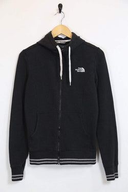 2000s Women's The North Face Hoodie - Black S