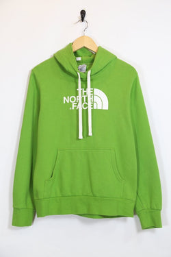 2000s Women's The North Face Hoodie - Green M