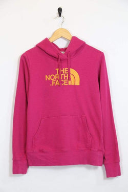 2000s Women's The North Face Hoodie - Pink S