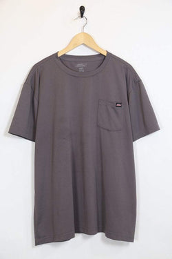 2000s Men's Dickies T-Shirt - Grey  XXL