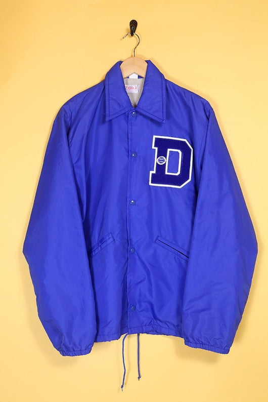 Loot Vintage Jacket Dallas USA Coach Jacket