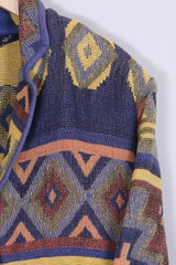 Loot Vintage Jacket Diamond Tapestry Jacket