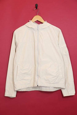 Loot Vintage Women's Columbia Jacket - White M