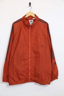 Men's Adidas Jacket - Brown XL