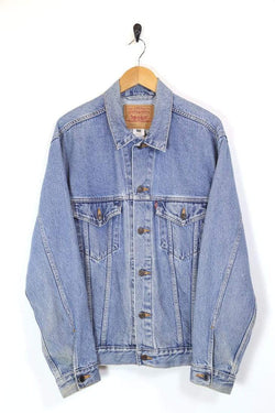 Men's Levi's Denim Jacket - Blue L
