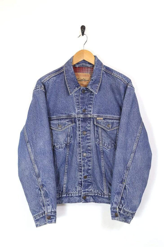 Men's Levi's Lined Denim Jacket - Blue S