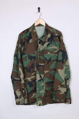 Loot Vintage Jacket Large / Khaki Vintage Military Jacket