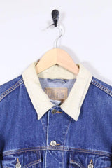 Loot Vintage Jacket Medium / Blue Vintage Denim Jacket