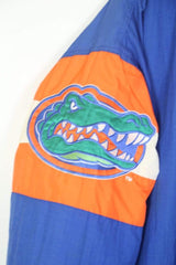 Loot Vintage Jacket Men's Florida Gators Team Jacket - Blue XL