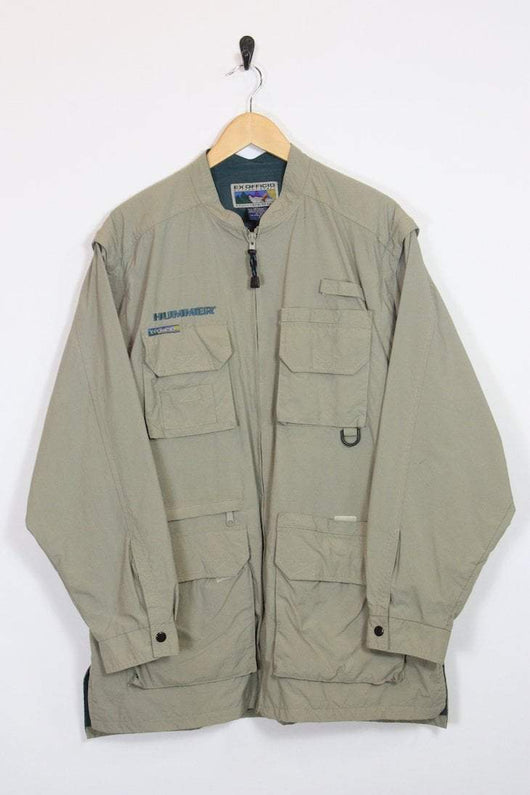 Loot Vintage Jacket Technical Jacket