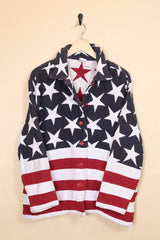 Loot Vintage Jacket USA Printed Jacket