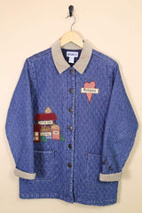 Loot Vintage Jacket Vintage Antiques Denim Jacket
