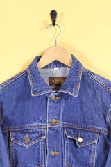 Loot Vintage Jacket Vintage Lucky Star Denim Jacket